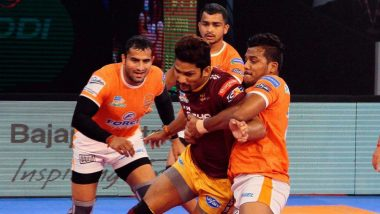 Puneri Paltan Team in Pro Kabaddi League 2018: List of All Players Bought by Pune Franchise for VIVO PKL 6