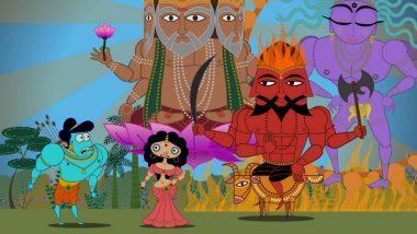 Sita Was Abducted by Ram & Not Ravana? Says Class 12 Sanskrit Textbook in Gujarat