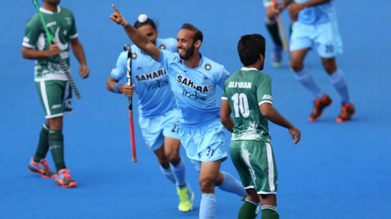 Hockey Champions Trophy 2018: India Thrash Pakistan 4–0 in the Opener
