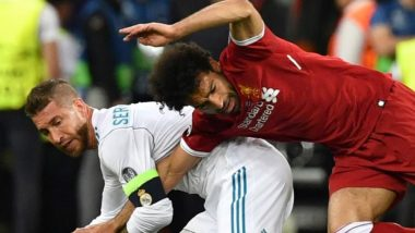 2018 FIFA World Cup Diaries Video: Egypt's Mohamed Salah Asks a Fan to be Careful of His Injured Shoulder During a Selfie