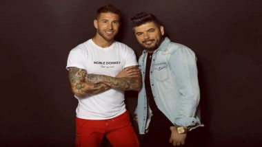2018 FIFA World Cup Spain's Anthem: Real Madrid's Sergio Ramos Releases the Song