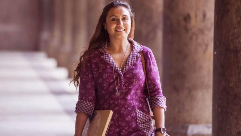 Rani Mukerji's Hichki to Be Screened At Shanghai Film Festival!