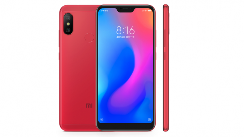 Xiaomi Redmi 6 Pro, Redmi 6 and Redmi 6A Launched in India, First Online Sale Starts September 10; Check Price, Features and Specs