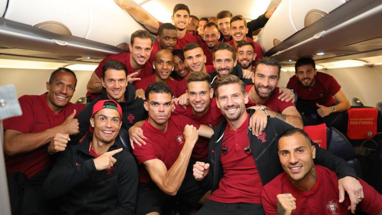 2018 FIFA World Cup Diaries: Cristiano Ronaldo Says 'Vamos Portugal' After Reaching Pre-Quarters