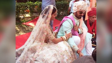 Rubina Dilaik and Abhinav Shukla are Now Married - See Pics from the Wedding Ceremony