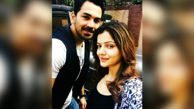Rubina Dilaik Abhinav Shukla's Wedding: First Picture of Bride's Mehendi Is Out and It's BEAUTIFUL