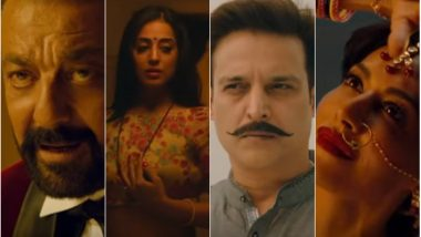Saheb Biwi Aur Gangster 3 Quick Movie Review: Jimmy Sheirgill and Mahie Gill's Performances Elevate a Decent First Half