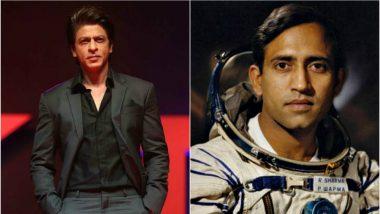 Rejoice Shah Rukh Khan Fans! Actor Will Finally Star Is Rakesh Sharma Biopic, Saare Jahaan Se Achcha