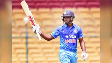 Sanju Samson Smashes Record-Breaking Double Century in Vijay Hazare Trophy 2019, Becomes Sixth Indian to Register a List-A 200 score