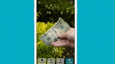 How Do Visually Impaired People Identify Money? Microsoft's Seeing AI Application Can Now Identify Indian Currency
