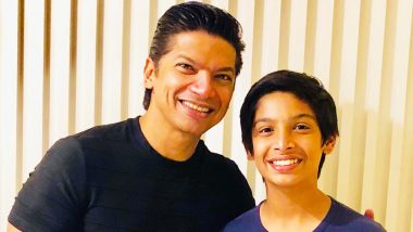 After Sonu Nigam's Baby Boy, Now Shaan's Son Shubh Becomes A Singing Sensation!