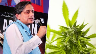 Shashi Tharoor Wants India to Legalise Marijuana and Adopt Regulation of the Drug