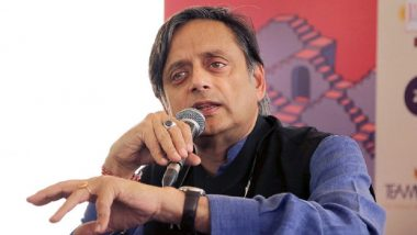 Shashi Tharoor Slams NRC, Says It Has Made Many People Foreigners in Their Own Country