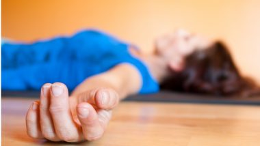 International Day of Yoga 2018: The Steps and Benefits of Shavasana, The Corpse Pose