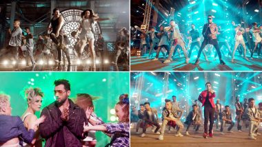 Nawabzaade Song High Rated Gabru: Varun Dhawan and Shraddha Kapoor's Flawless Moves in This Remo D'Souza Movie Win Our Hearts