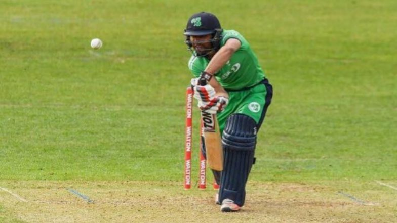 Ireland vs India T20 2018: Mohali's Simi Singh To Play for Ireland