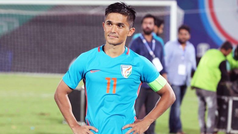 Sunil Chhetri's Ability to Switch on and off Is Special Feels Assistant Coach Shanmugam Venkatesh