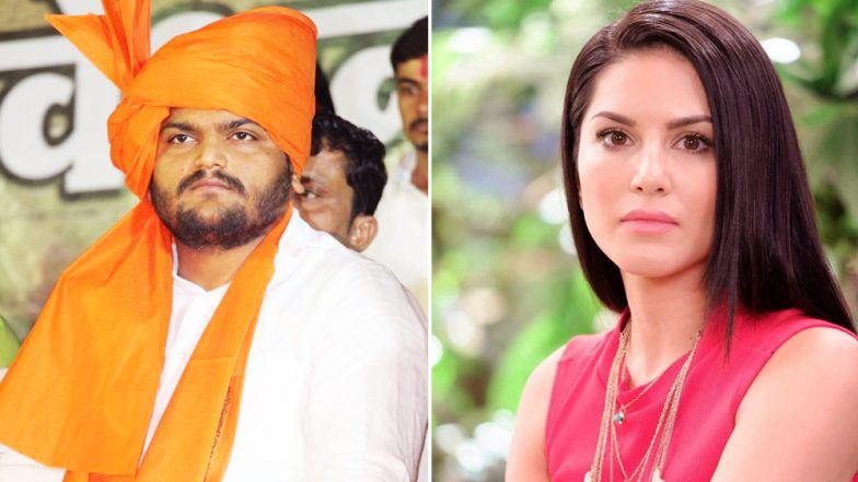 Don't Watch Sunny Leone as Porn Star! The Indian Actress Deserves Respect Like Nargis, Sridevi, or Madhuri Dixit Says Hardik Patel