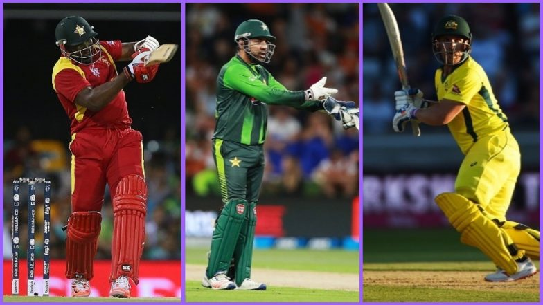 Pakistan vs Zimbabwe vs Australia T20 Series Schedule: Get Full Squads, Match Timings, Venue Details of T20I Tri-Series 2018