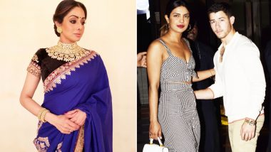 From Sridevi's Death to Priyanka Chopra and Nick Jonas' Affair: 5 News-makers That Shocked the Bollywood in the First Half of 2018