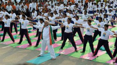 Narendra Modi to Lead 4th International Day of Yoga Celebrations in Dehradun on June 21