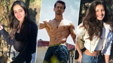 Tiger Shroff and Team SOTY 2 Are Gearing Up to Give You a Massive Adrenaline Rush- Watch Video