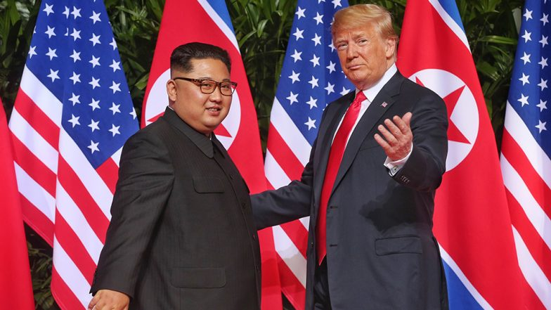 North Korea says USA agreed to lift sanctions in Trump-Kim summit