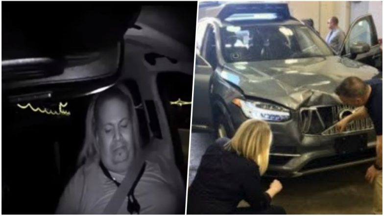 Uber Driver was Streaming 'The Voice' on Hulu Before the Car Crashed & Killed a Pedestrian at Arizona, Watch Video