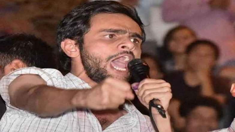 Umar Khalid Alleges Death Threat From Ravi Pujari, Files Complaint With Delhi Police