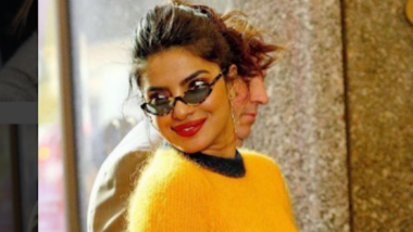 Priyanka Chopra's Memoir Titled 'Unfinished' to Come Out in 2019