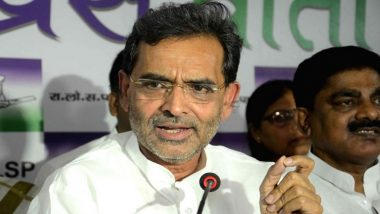 Upendra Kushwaha May Quit the BJP-Led NDA Today, As He Is Upset Over Seat Sharing