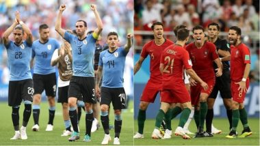 Uruguay vs Portugal Highlights, Round of 16, 2018 FIFA World Cup: URU Knock Out POR, Qualify for Quarterfinal