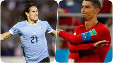 Uruguay vs Portugal Head-to-Head; Winless Uruguay Look to Take on Cristiano Ronaldo's Men in the Pre-quarters of the of 2018 FIFA World Cup