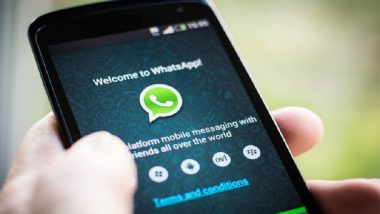 Whatsapp Reaches an Agreement With Google Drive to Delete All Chat Histories Not 'Saved' or 'Updated'