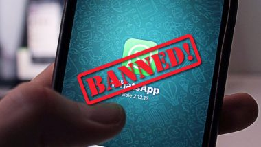 13 Reasons Why You Might Be Banned From WhatsApp Messenger