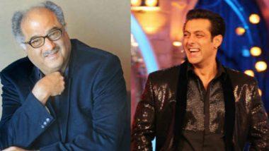 All Is Not Well Between Salman Khan and Boney Kapoor?