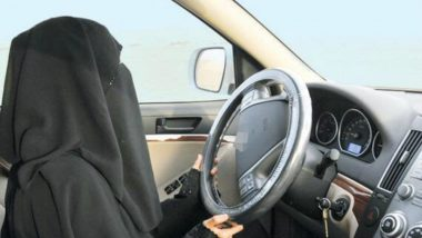 Saudi Arabia's Ban on Woman Driving Officially Comes to an End