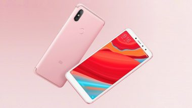 Xiaomi Redmi Y2 Online Sale Today on Amazon India & Mi.com at 12pm; Cashback of Rs 1800 & Up to 240GB Data on Offer