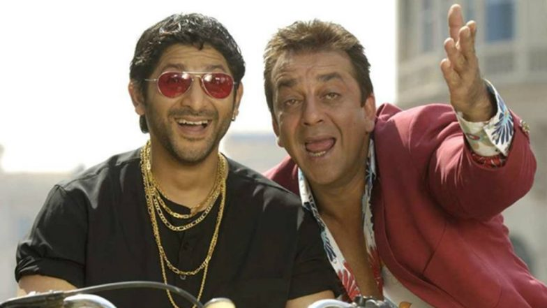 Sanjay Dutt and Arshad Warsi Starrer Munna Bhai 3 To Go On Floors on THIS Date