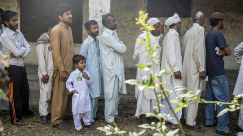 Pakistan Elections 2018: 6 Killed, Many Injured in Violence as Pakistan Votes to Elect New Government