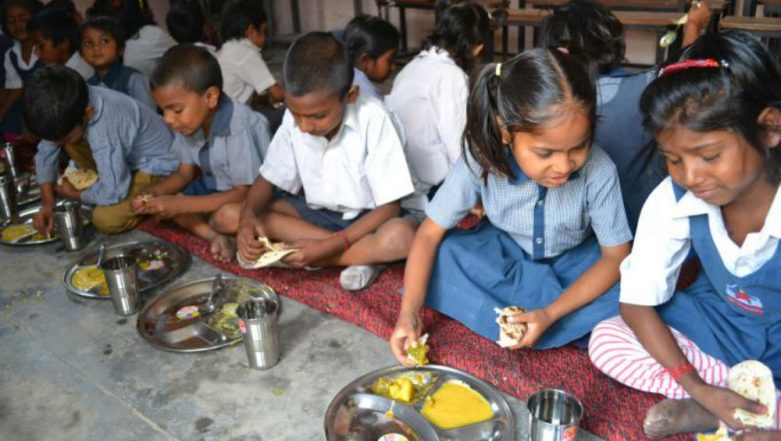 Mid-Day Meal Horror in West Bengal: Worms Found in Food Cooked For Children in West Midnapore School, Inquiry Ordered