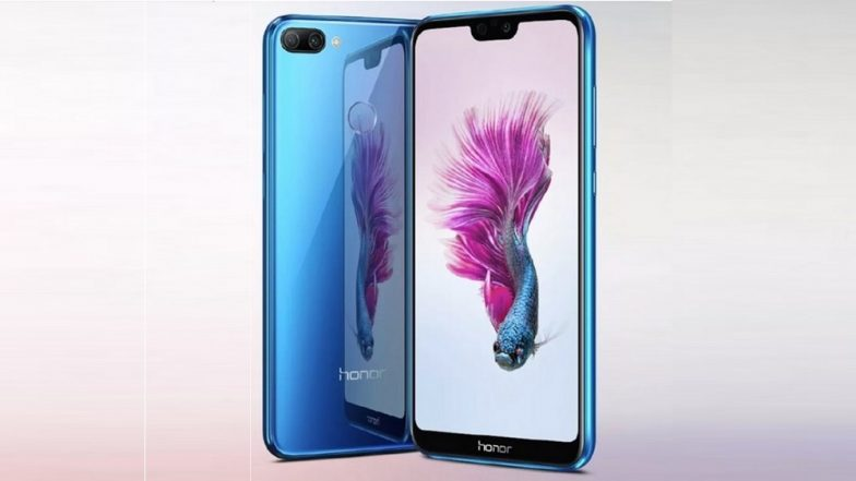 Honor 9N Smartphone First Online Sale Today at 12pm IST on Flipkart