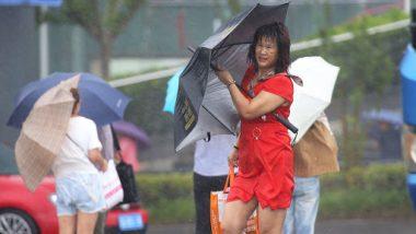 Weather Forecast: Strong Typhoon Barrels Towards Flood-hit Western Japan Warning of Heavy Rains and Landslides