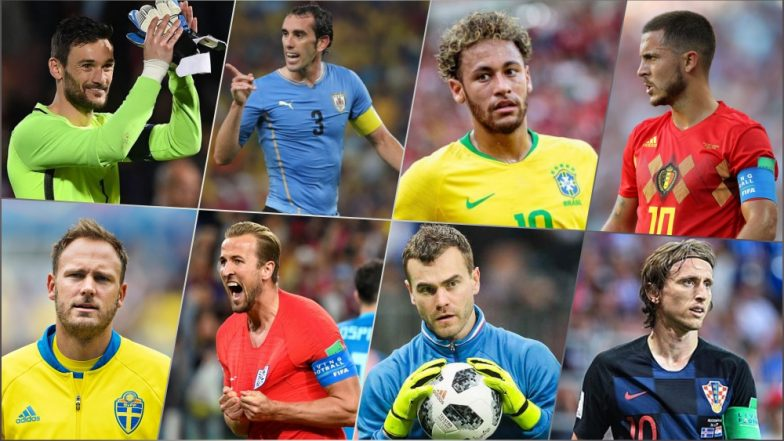 FIFA World Cup 2018 Quarter-Finals Schedule Free PDF Download in IST: Fixtures of Knockout Matches & Time Table in Indian Time of Football WC in Russia