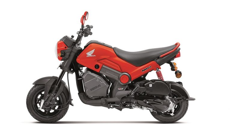 2018 Honda Navi with New Colours Launched in India at Rs 44,775