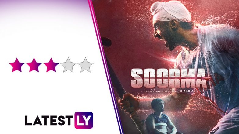 Soorma Movie Review: Diljit Dosanjh's Career-Defining Performance is a Delight to Watch, Backed by Strong Support From Taapsee Pannu, Angad Bedi, Vijay Raaz