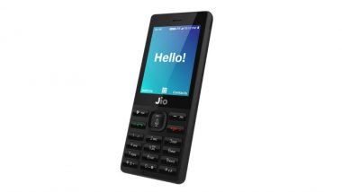 Reliance Jio Phone 'Monsoon Hungama' Offer Starts Today at 5 PM: Exchange Old Phone For a New JioPhone at Just Rs. 501