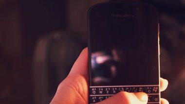Blackberry Sues Twitter in US Court, Over Patent Infringement