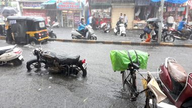 Heavy Rains Continue to Lash Mumbai, Twitter Users Share Pictures From Different Parts of the City