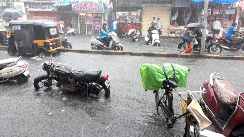 Mumbai Received Highest Rainfall on Tuesday: IMD